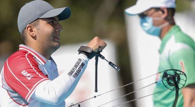 Milli okçu Yakup Yıldız Avrupa şampiyonu oldu