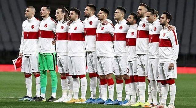 Milli Takım, İtalya'ya karşı ilk galibiyeti için sahada