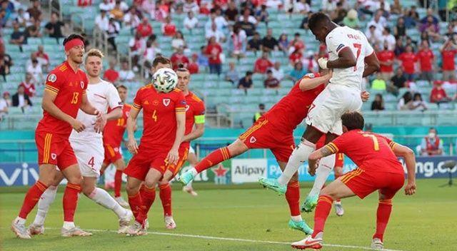 Millilerin grubunda Galler ile İsviçre 1-1 berabere kaldı