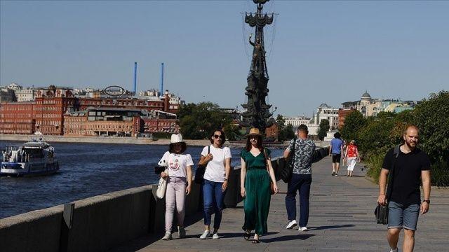 Moskova'da koronavirüs tedbirleri 29 Haziran'a kadar uzatıldı