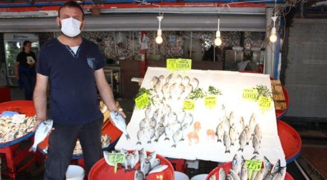 Müsilaj balık satışlarını vurdu