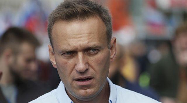 Navalny'den Putin'e: Yalan söylemeden edemiyor