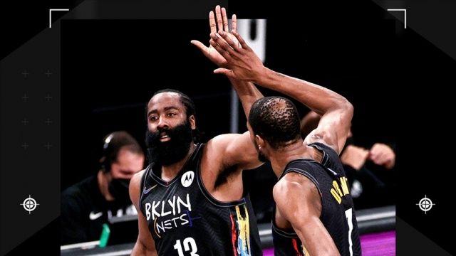 NBA'de Nets, Celtics karşısında yarı final biletini 4-1'le aldı