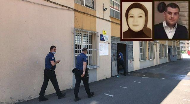 Okul bahçesinde öldürülen kadının katil zanlısı yakalandı
