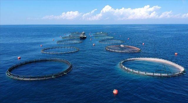 Pakdemirli: Su ürünleri yetiştiriciliğinde Avrupa'da birinciyiz