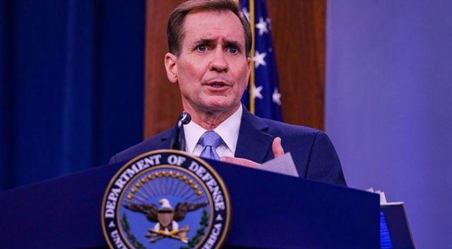 Pentagon'dan Türkiye açıklaması: Ön görüşmeler başladı