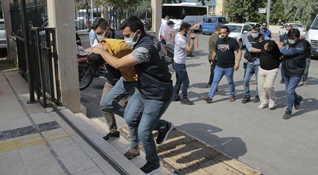 Polislere ateş açan saldırganlar tutuklandı