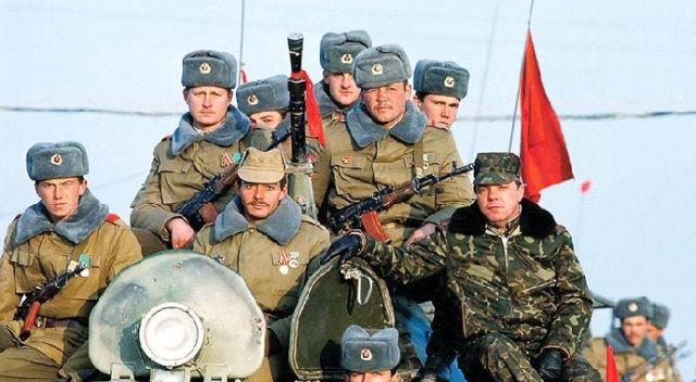 Rusya'nın hedefi yeniden Afganistan'a dönmek