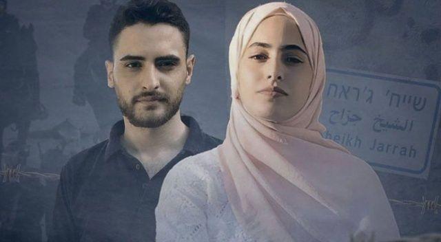 Şeyh Cerrah'ta yaşanan zulmü dünyaya duyuran Filistinli aktivist tutuklandı