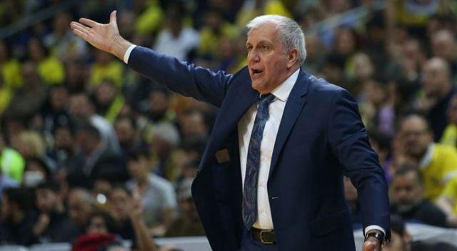 Sırp basını yazdı: Zeljko Obradovic, Partizan'da
