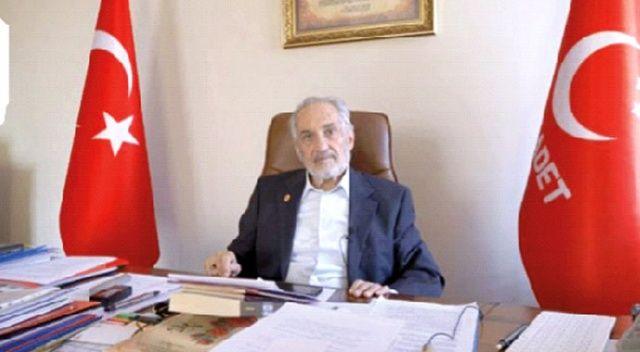 SP'de Asiltürk'ten kongre atağı