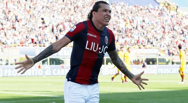 Süper Lig ekipleri Federico Santander için devrede