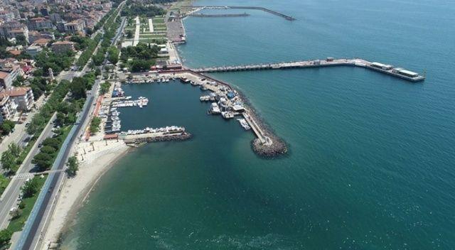 Tekirdağ kıyılarında müsilaj etkisini kaybetti