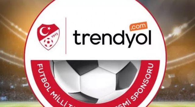 Trendyol millî takıma sponsor