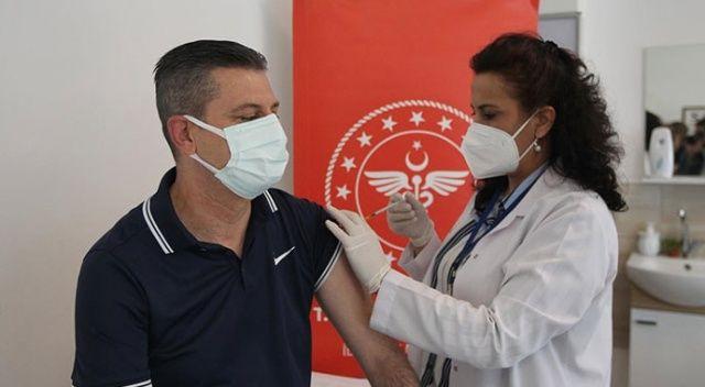 Türkiye'de aşı miktarı 31 milyon 755 bin 665'e ulaştı