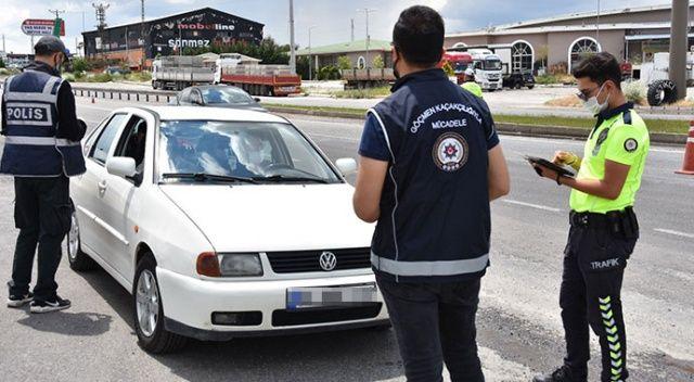 Türkiye genelinde eş zamanlı operasyon: 1964 kişi yakalandı