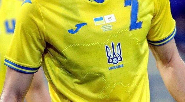Ukrayna ile Rusya arasında yeni kriz: Milli takım forması