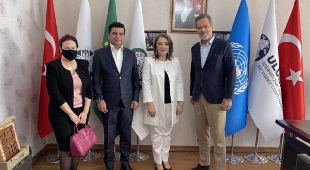ULUSKON ile Portekiz arasında birçok alanda iş birliği yapılacak