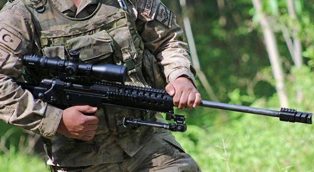 Zeytin Dalı harekat bölgesine saldırı: 1 askerimiz şehit