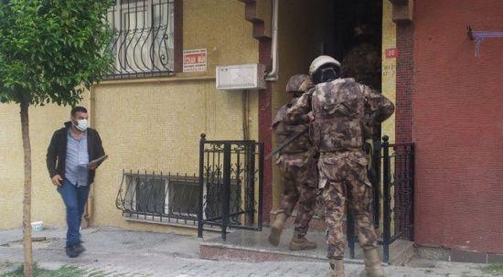 'Karagümrük Çetesi'ne operasyon: Gözaltılar var