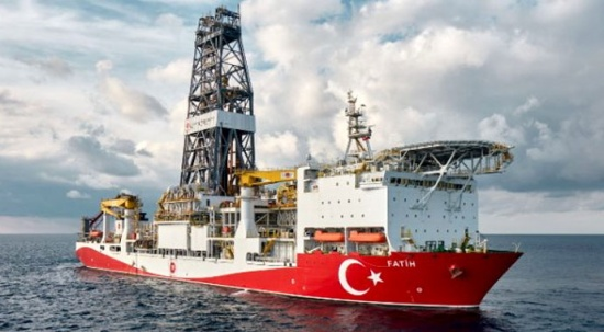 135 milyar metreküp doğalgaz bulduk
