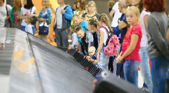 4 milyon Rus turist sevinci