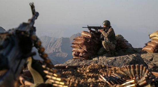 5 PKK'lı ikna yoluyla teslim oldu