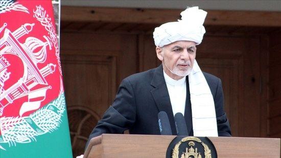 Afganistan Cumhurbaşkanı Gani: Savaşı Taliban başlattı ve sorumlusu da onlar