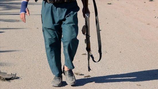Afganistan'da iki ilçe Taliban kontrolüne geçti
