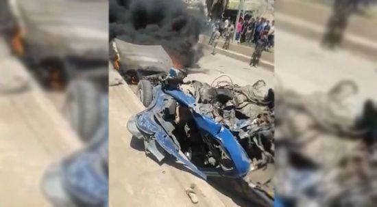 Afrin'de sivillere terör saldırısı: 3 ölü, 3 yaralı