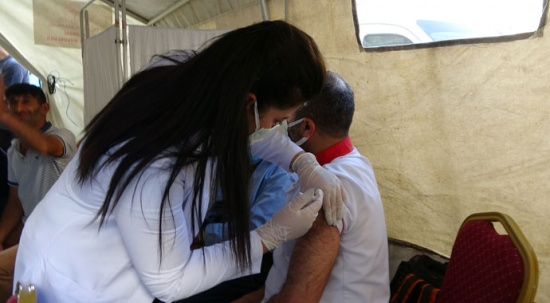 Alerjisi olanlar aşı yaptırabilir
