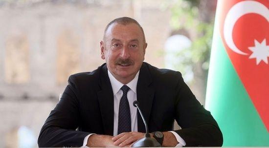 Aliyev'den Ermenistan'a çağrı: Barış anlaşması için hazırlıklar yapılmalı
