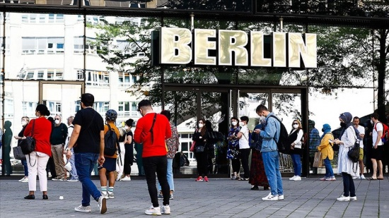 Almanya'da Dijital Kovid Sertifikası 14 Haziran'da uygulamaya girecek