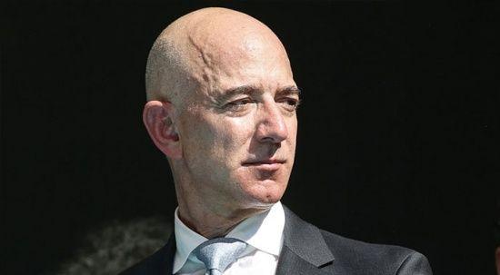 Amazon'un kurucusu uzaya gidiyor