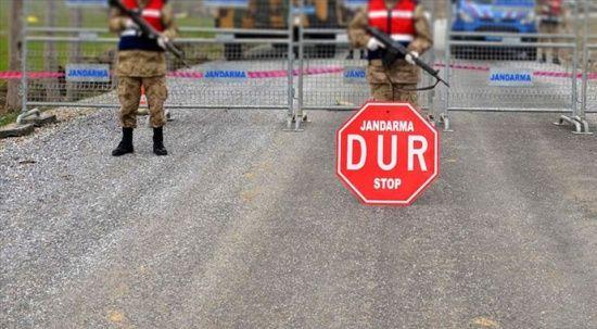 Ardahan'da köye Covid-19 karantinası