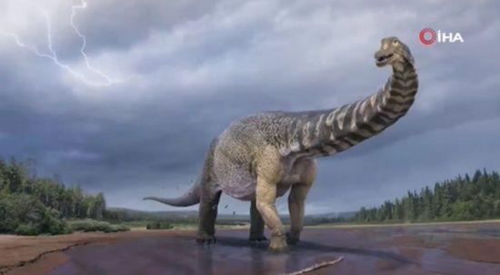 Avustralya kıtasının en büyük dinozoru keşfedildi