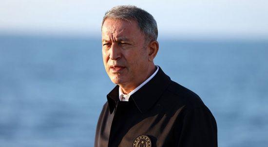 Bakan Akar: Türkiye Libyalı kardeşlerinin yanında olmaya devam edecek