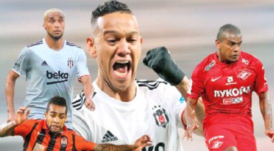 Beşiktaş'ta Samba vakti