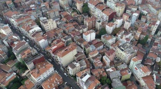 Beyoğlu'nda depreme hazırlık: Yüzlerce bina yenilenecek