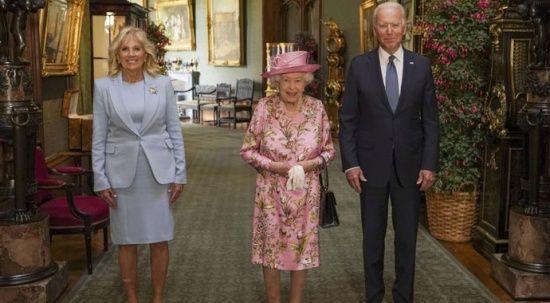 Biden'dan şaşırtan Kraliçe yorumu: Bana annemi hatırlattı
