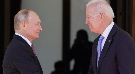 Biden-Putin görüşmesi sona erdi