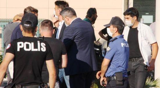 Bodrum'da polise silahlı saldırı: 1 şehit 1 yaralı