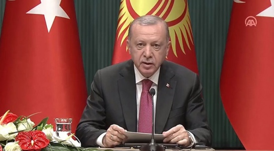 Cumhurbaşkanı Erdoğan'dan FETÖ mesajı