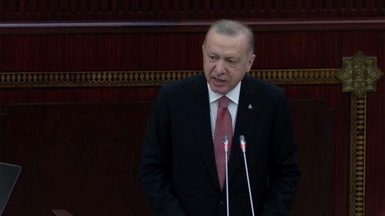 Cumhurbaşkanı Erdoğan: Dünya bilsin ki Azerbaycan'ın yanındayız