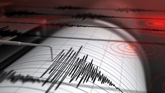 Datça'da deprem oldu!