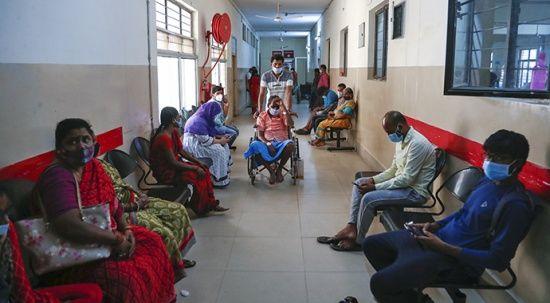 Dünya tedirgin: Kara mantar virüsü Hindistan'ı sarıyor