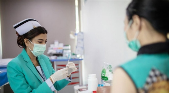 Dünyada 2 milyar 150 milyon dozdan fazla Covid-19 aşısı yapıldı
