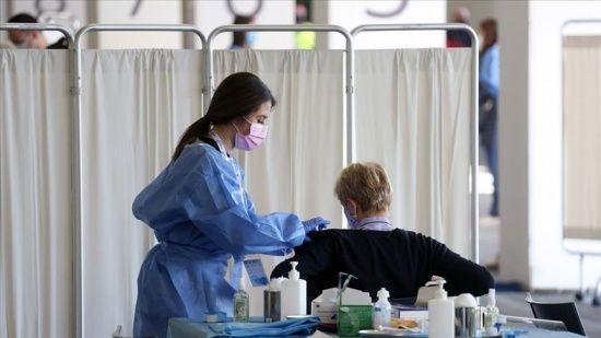 Dünyada 2 milyar 450 milyon dozdan fazla Kovid aşısı yapıldı