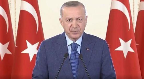 Erdoğan'dan NATO Zirvesi'nde 'istikrar' mesajı