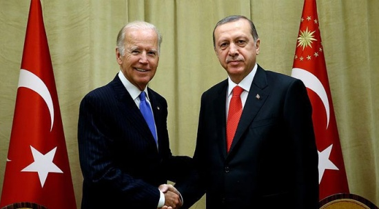 Erdoğan ile Biden 14 Haziran'da görüşecek